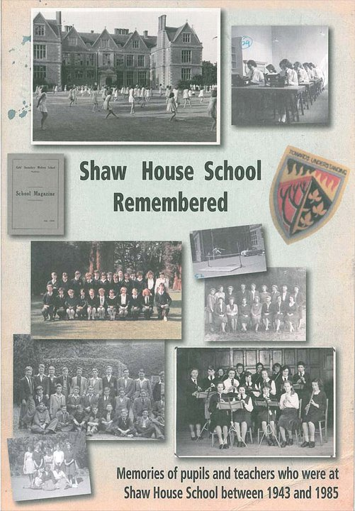 The crest and motto of Shaw House School.